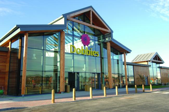 Dobbies want to extend their garden centre in Dunfermline's Fife Leisure Park.