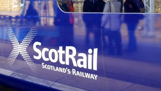 Improvement plan on track says ScotRail   Dunfermline Press