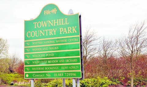 If the planning appeal is successful, the 92 new homes would be built next to Townhill Country Park.