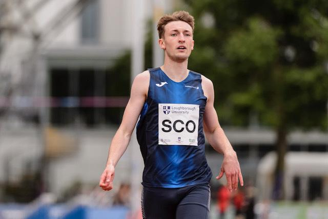 Billy Doyle. Loughborough International 2019 (C) Bobby Gavin - Byeline Must be Used
