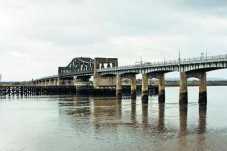 The works will affect the Kincardine and Clackmannanshire bridges.