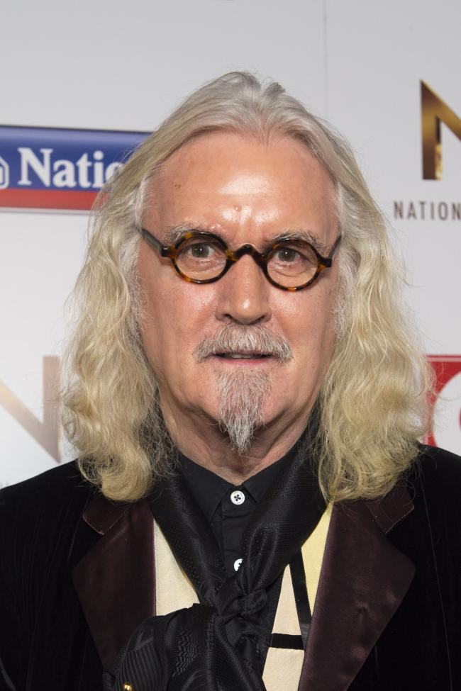 Billy Connolly to make shock TV return after 'retiring'
