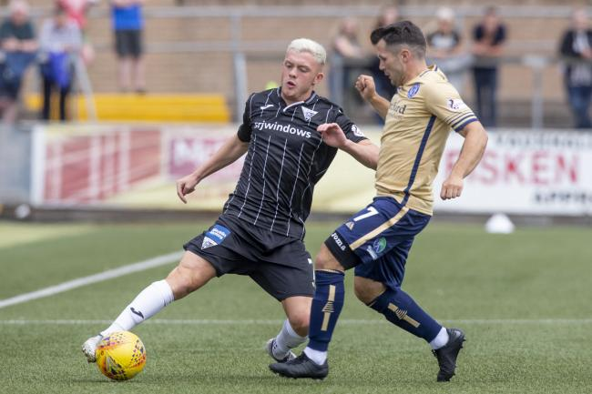 'Go and shine with Diamonds', boss urges Pars teenage striker