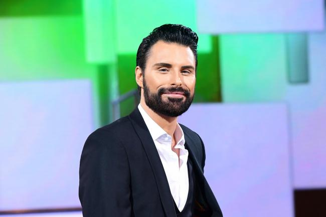 Presenter Rylan Clark-Neil