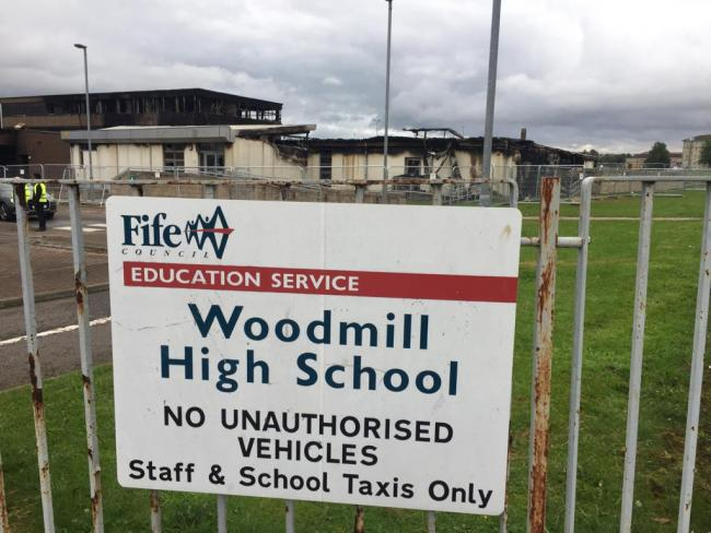 Funding secured to replace fire devastated Woodmill High School