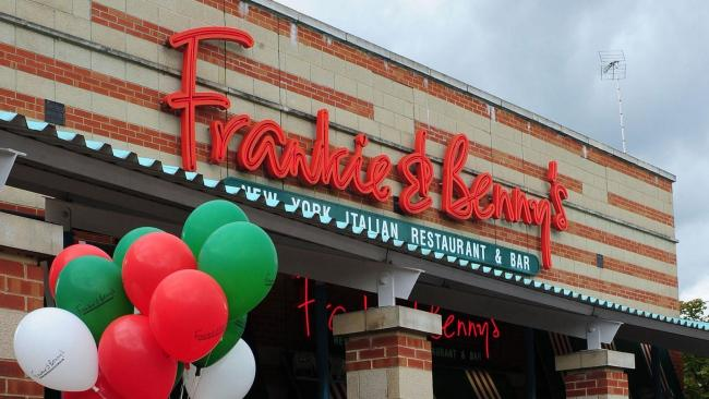 Frankie & Benny's at Fife Leisure Park could close.