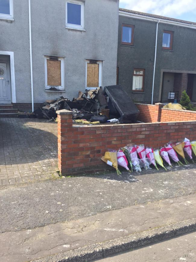 'Living nightmare' says Oakley fire tragedy son
