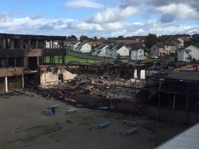 Woodmill UPDATE: More of damaged building could be saved than first predicted