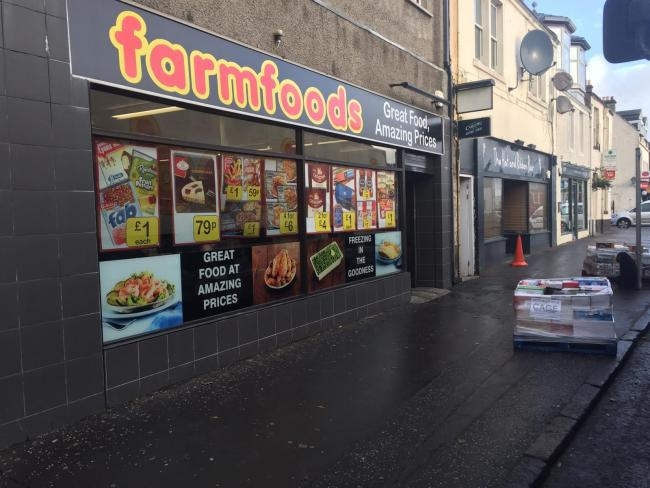 Farmfoods Inverkeithing