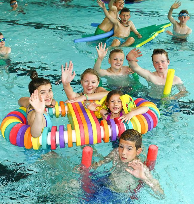 The community-use swimming pool at Inverkeithing High remains closed.