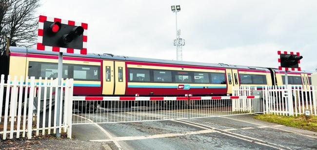 Closure of level crossing at Halbeath this weekend