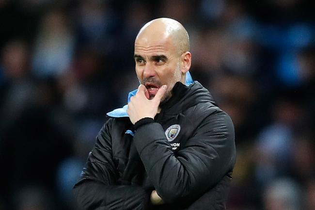 Pep Guardiola's current contract at Manchester City expires in the summer of 2021