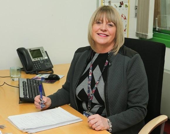 Fife Council's education chief Carrie Lindsay.