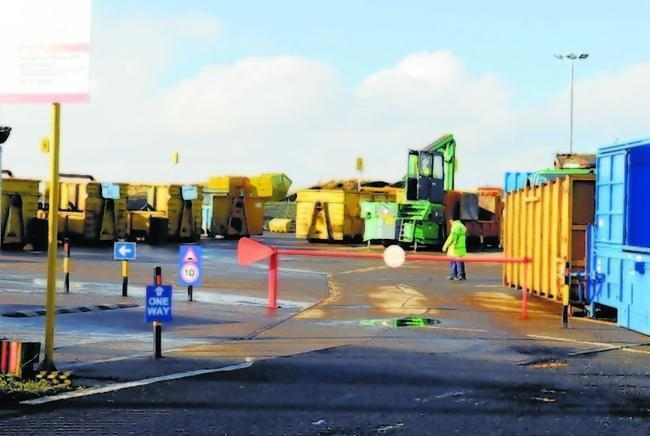 Dalgety Bay Recycling Centre to reopen