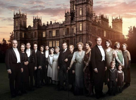 Downton Abbey's Christmas special was filmed in Scotland