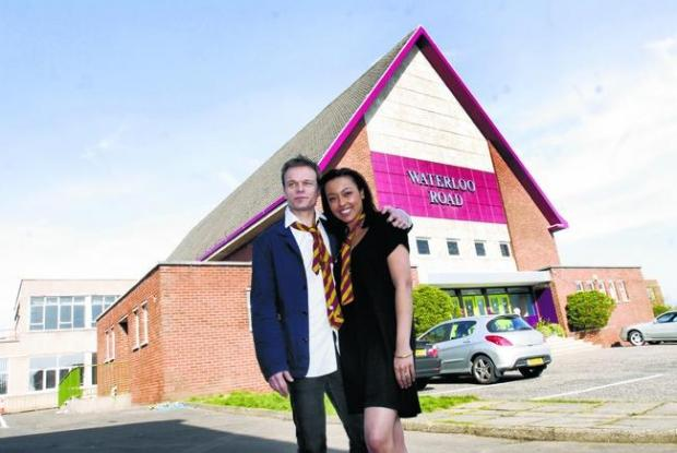 Dunfermline Press: Waterloo Road was filmed in the old Greenock Academy from 2011 to 2015