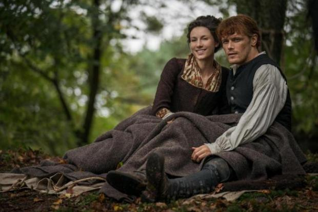 Dunfermline Press: Outlander is filmed across Scotland