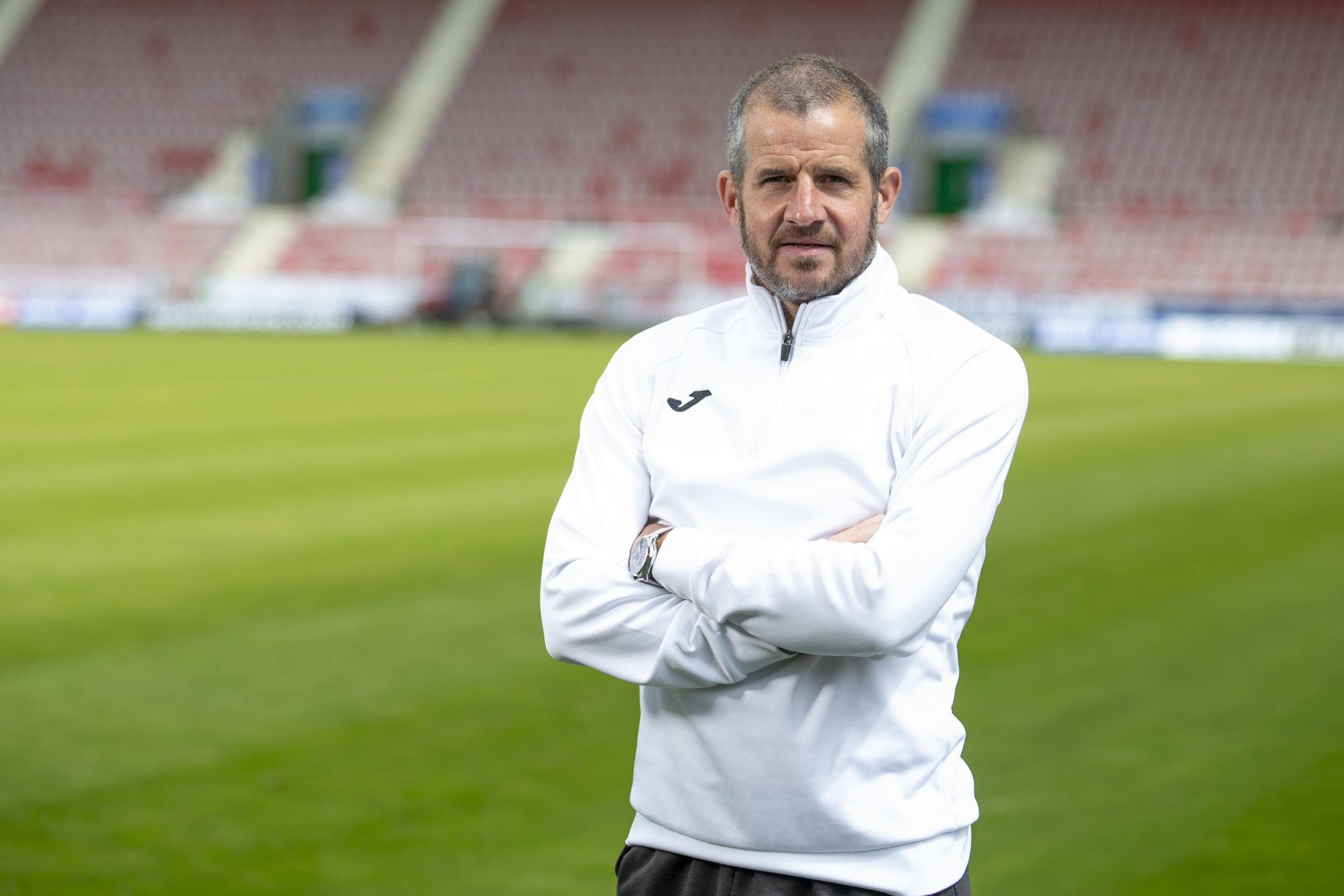 Dunfermline: Stevie Crawford on club's Covid transmission