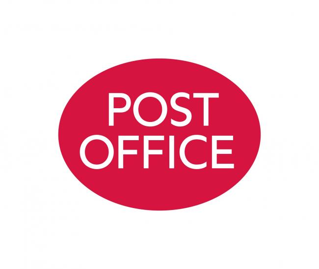 Post Office has announced two temporary closures in Rosyth.