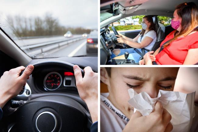 Coronavirus rules for sharing a car with someone after cases rise in Scotland