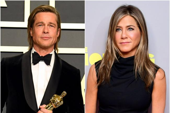 Brad Pitt and Jennifer Aniston share steamy scene in Ridgemont High table read