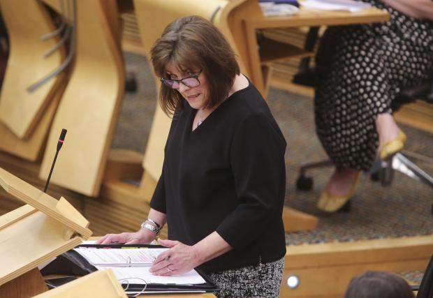 Dunfermline Press: Jeane Freeman blasts Tories for 'political point scoring' over Covid jag claims