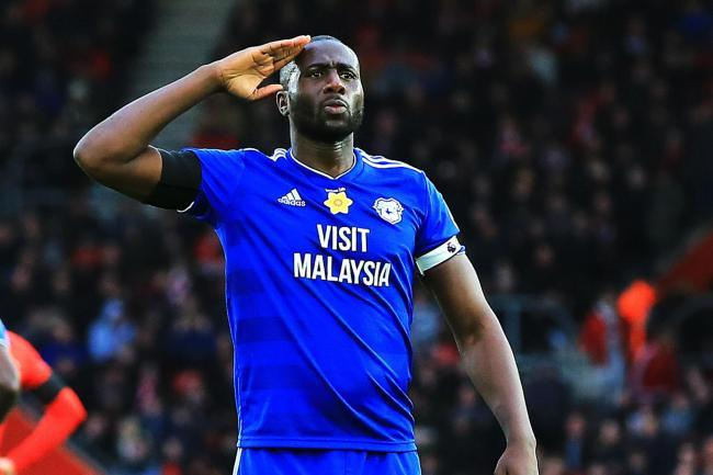 Cardiff City defender Sol Bamba, who spent just over two years with Dunfermline, has been diagnosed with Non-Hodgkin lymphoma. Photo: Press Association.