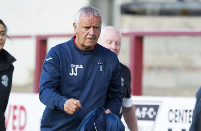 Hearts icon JJ expects 'tough test' with former club