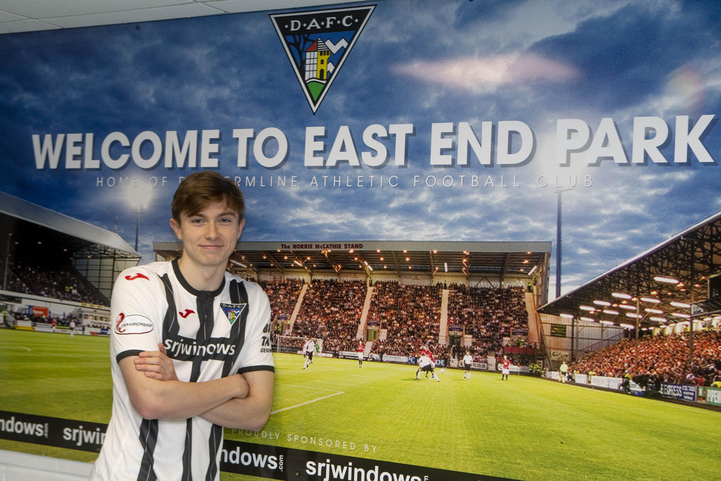 The Pars: Crystal Palace loanee Scott Banks on January move
