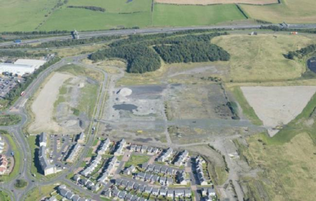There is support for the £180m education campus in Dunfermline but concerns about plans for the rest of the site.
