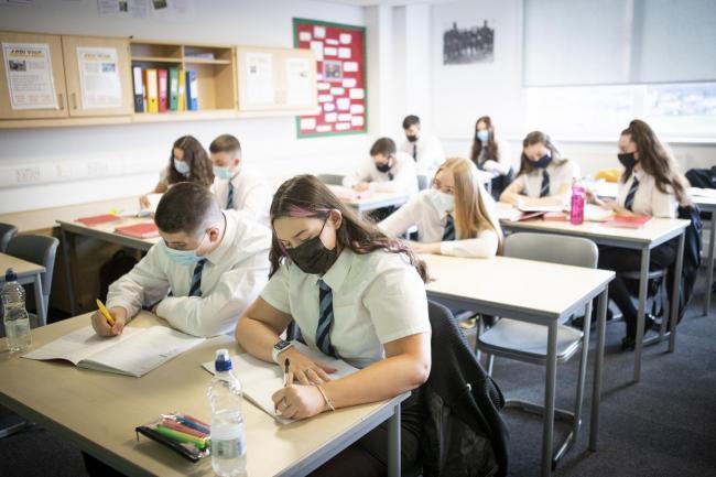 Coronavirus: 36 positive cases reported in Fife schools