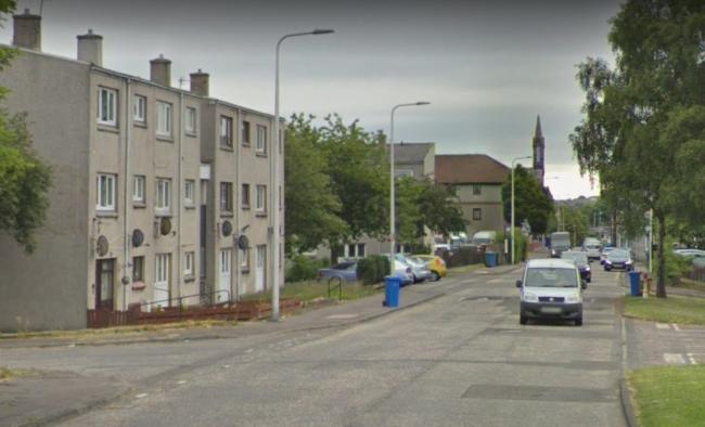 There are plans for £1m of improvement works on Golfdrum Street in Dunfermline.