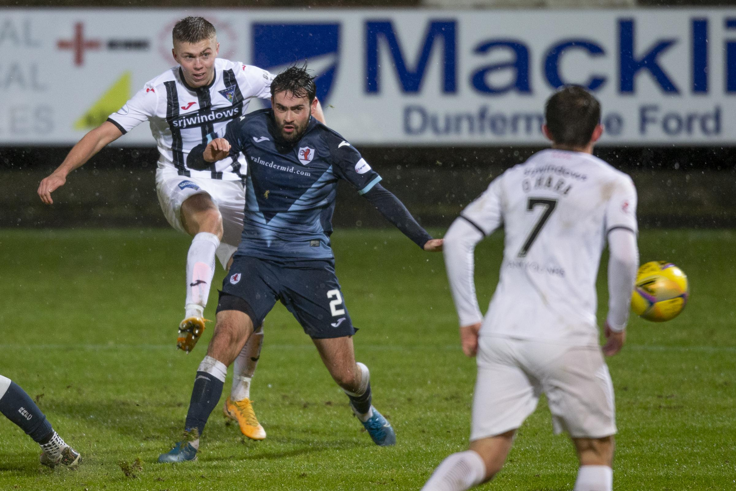 Live updates from Dunfermline v Raith Rovers
