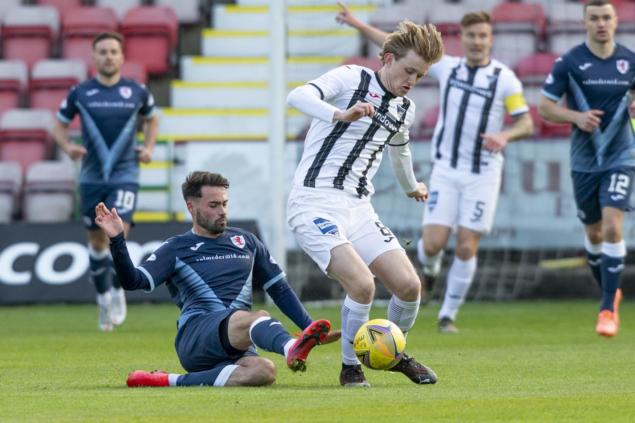 Dunfermline: Ewan Henderson says squad have mental toughness