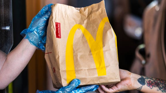McDonald's is dropping 5 popular items from the menu