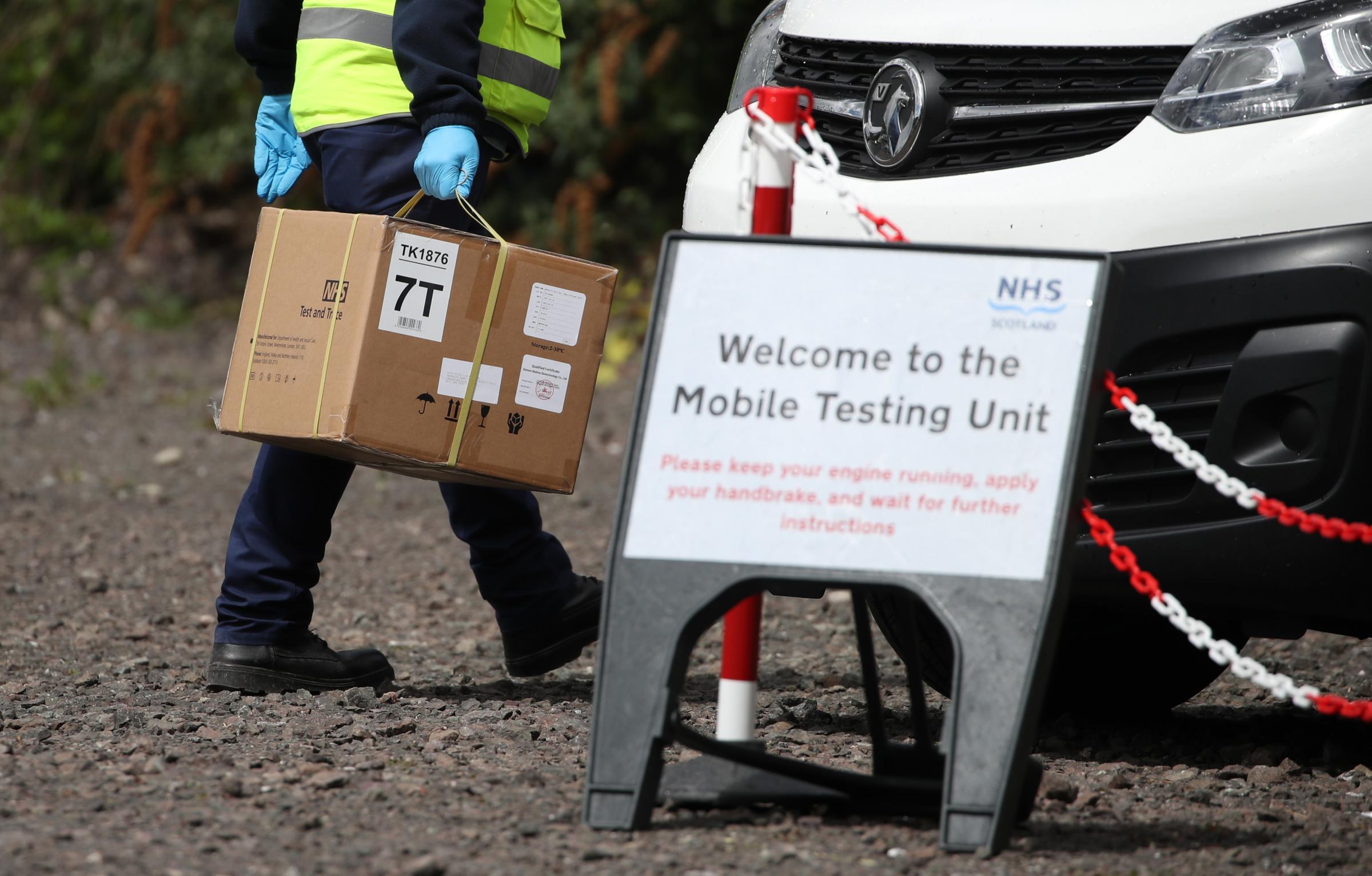 Covid Scotland LIVE: Delta variant accounts for 91 per cent of UK coronavirus cases