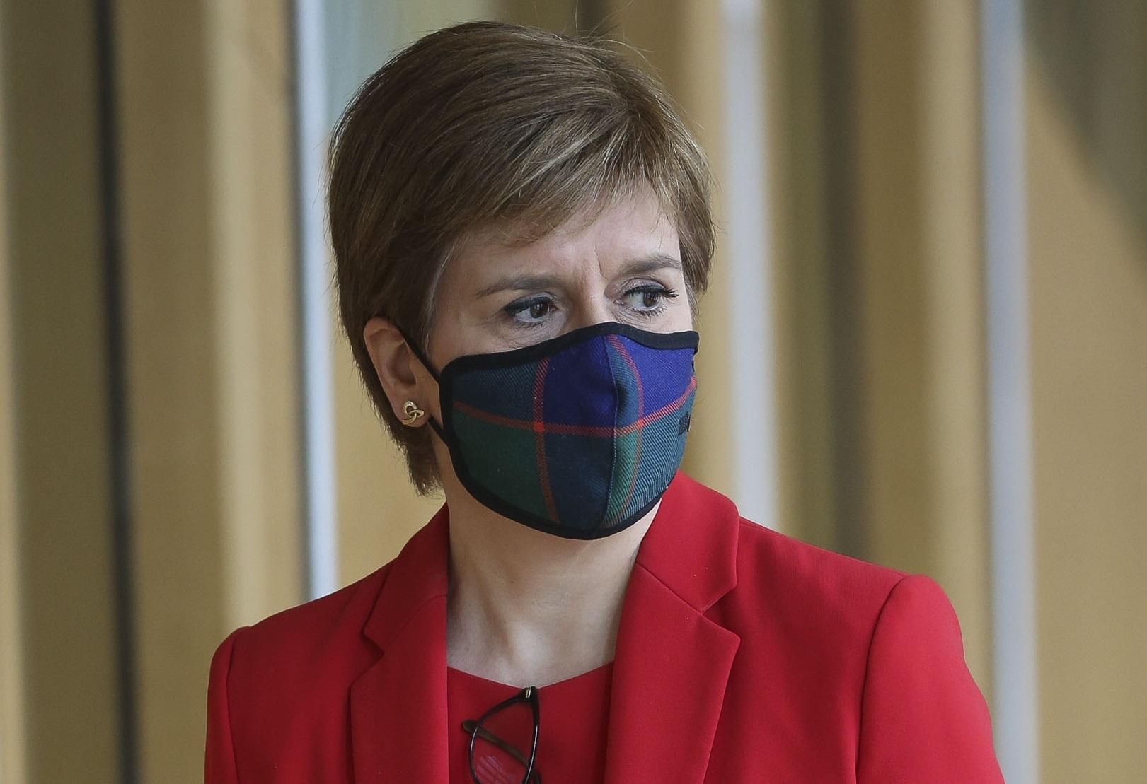 Covid Scotland: Nicola Sturgeon confirms no lockdown changes this week