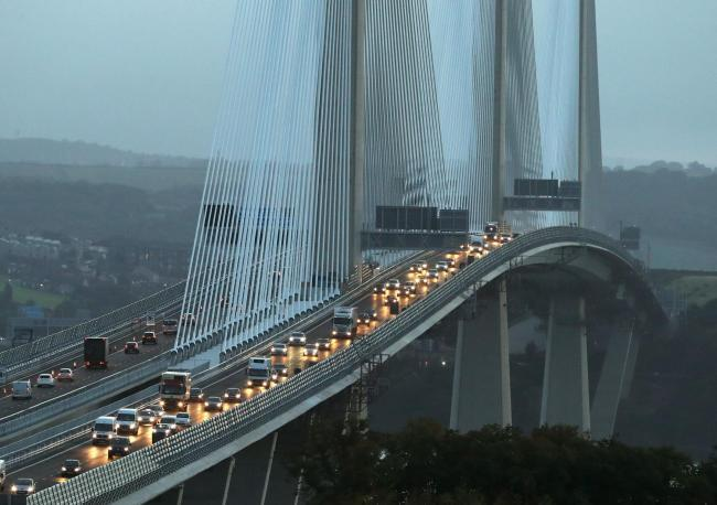 Queensferry Crossing: MSP describes Scottish Government's failure to find solution to falling ice as 'woeful'
