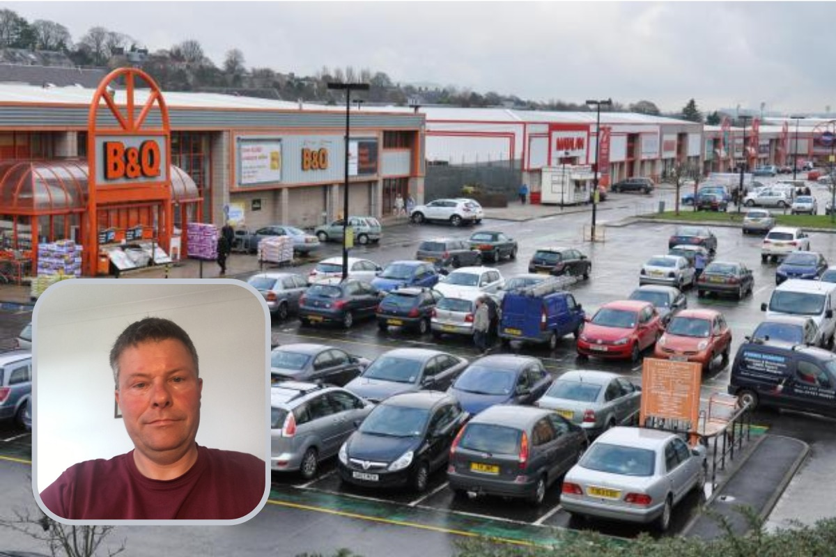 Dunfermline: Warning after shopper issued with hefty fine for returning to Carnegie Retail Park 57 seconds too early
