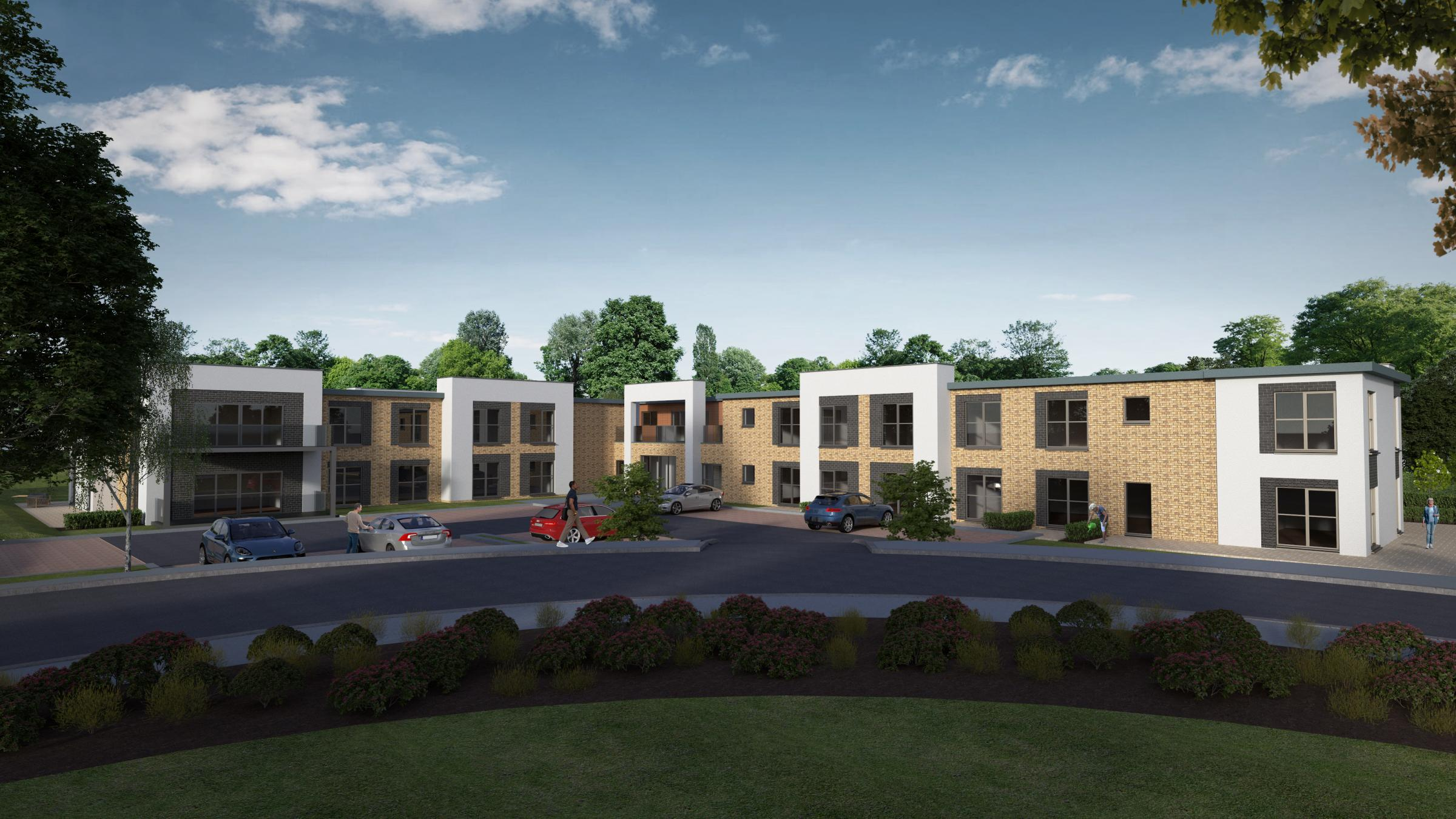 Dunfermline: Simply Group plans luxury care home in Pitreavie with cinema, cafe and hair salon