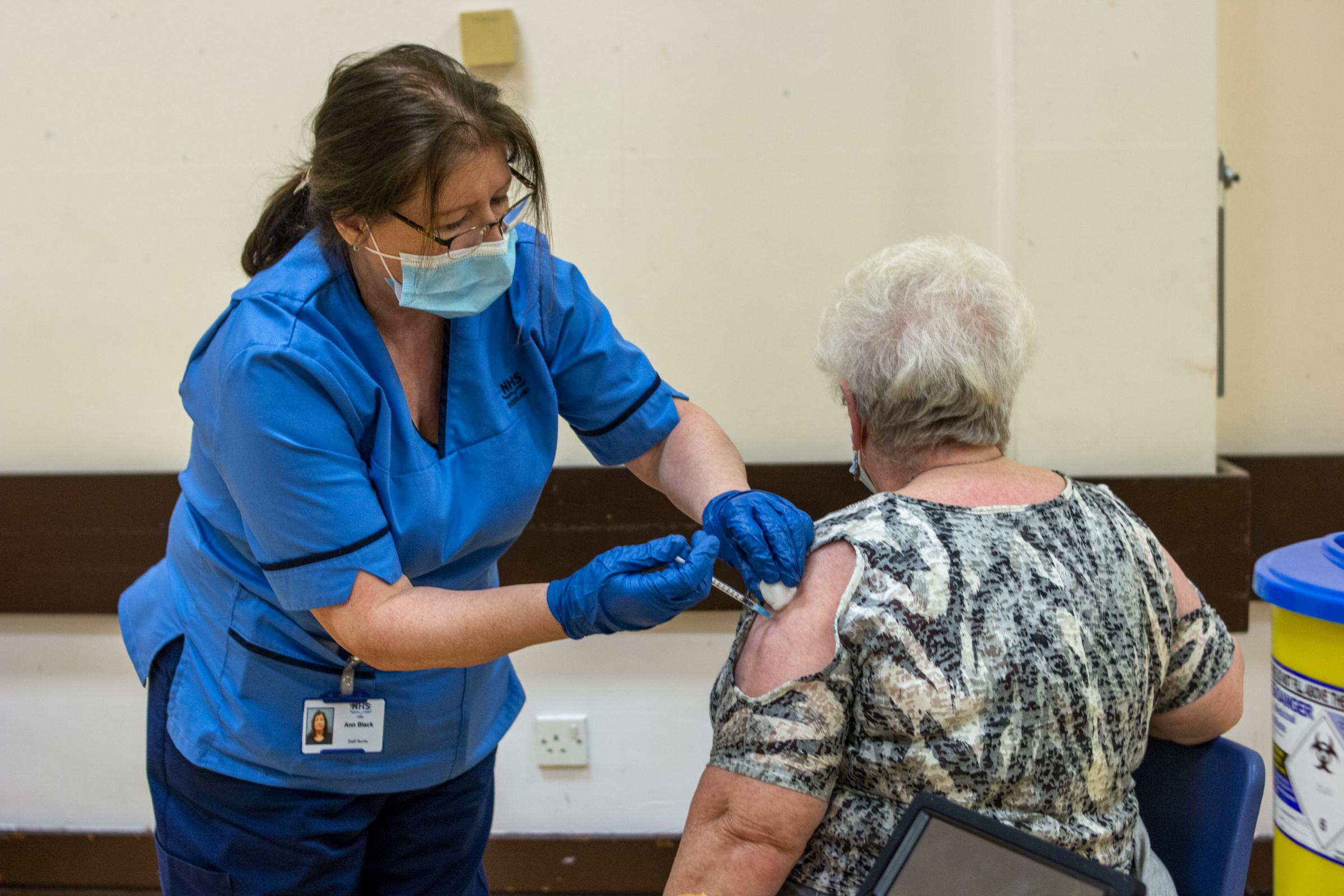 Covid: Fife drop-in vaccination clinics available next week - find your nearest