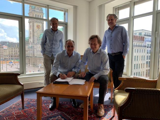 Pars' investors agree deal to take majority ownership