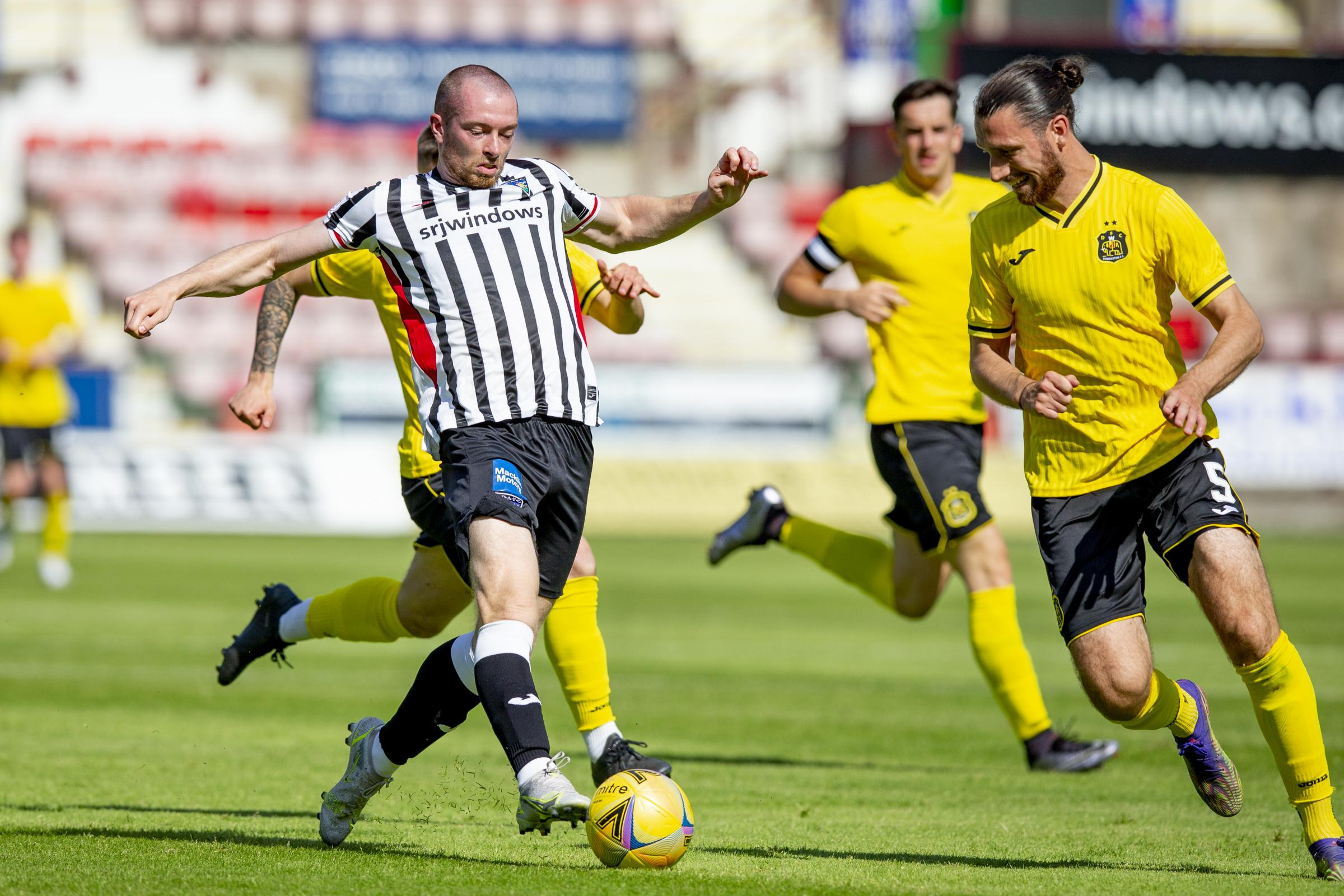 Dunfermline: Craig Wighton wants strong home form