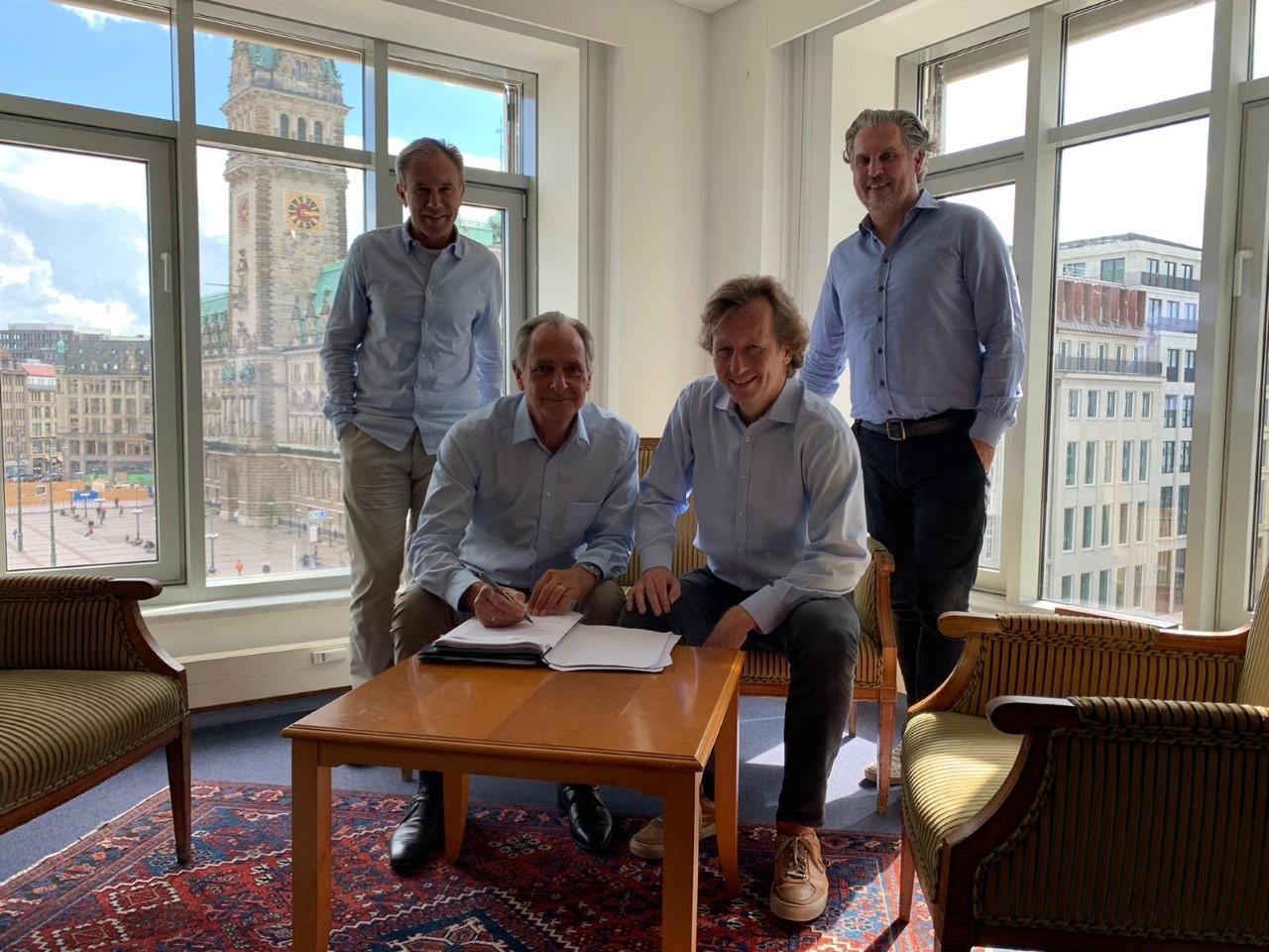 Dunfermline: DAFC Fussball GmbH to take overall control