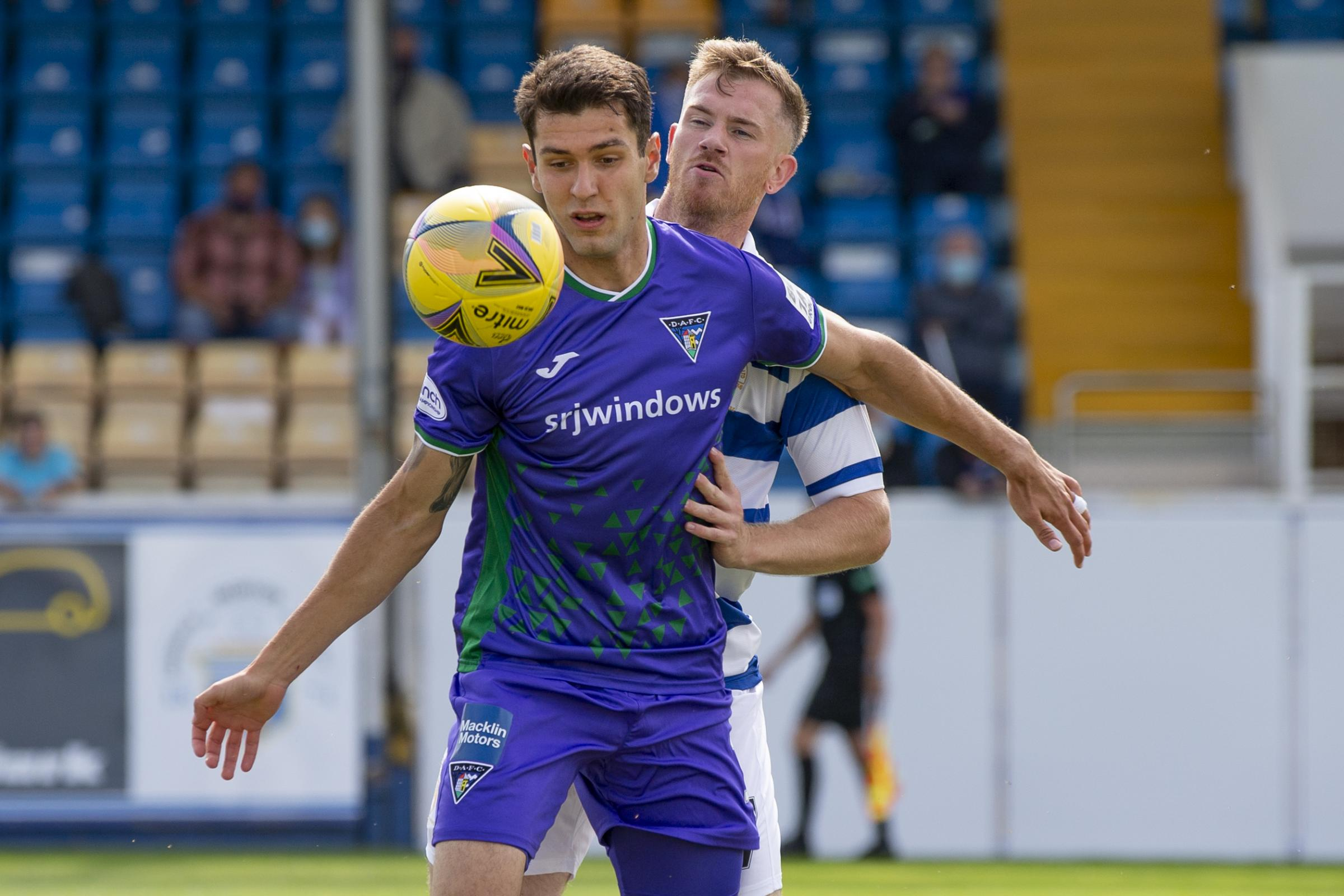 Dunfermline: Nikolay Todorov looks ahead to Partick clash