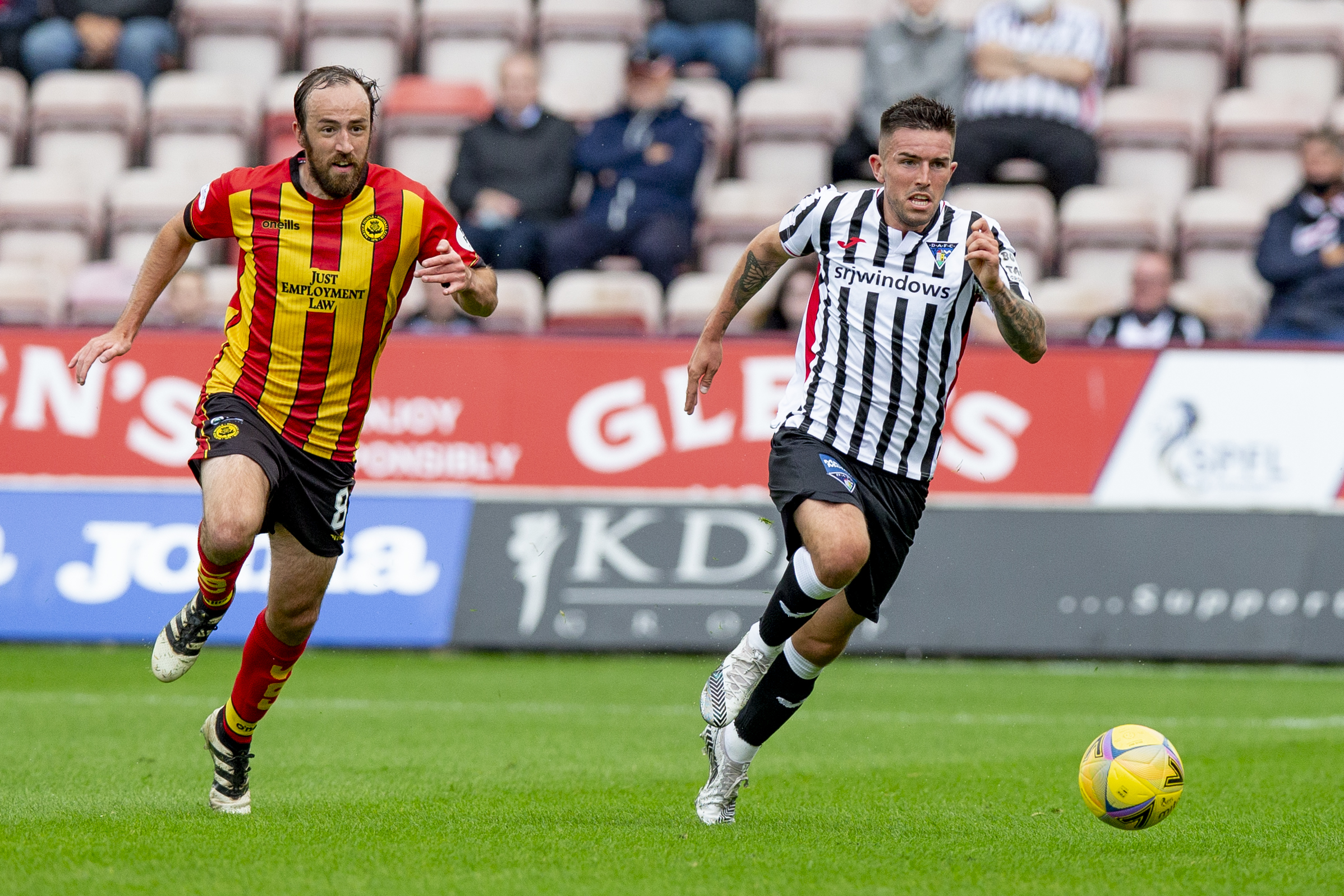 Dunfermline: Kevin O'Hara calls for Rangers bravery and trust