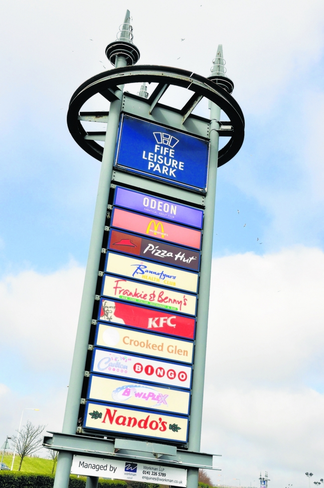 New Restaurant At Fife Leisure Park In Dunfermline Set To