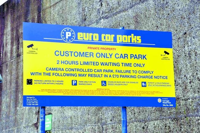 Rip Off Car Park Claims Another Victim Dunfermline Press