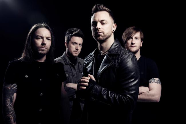Bullet for My Valentine set to rock Dunfermline