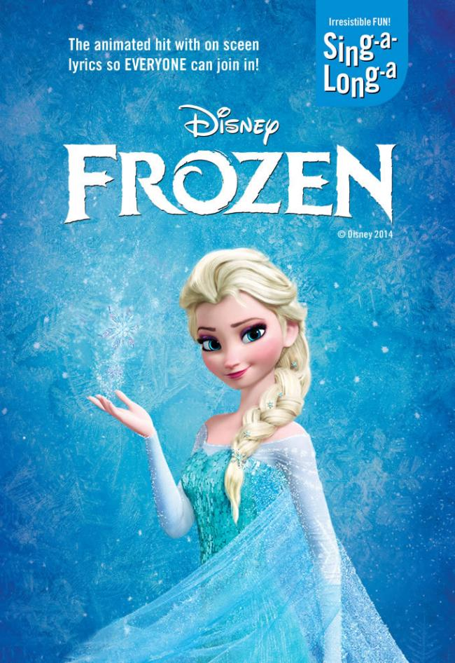 Sing-a-long special as Frozen fever hits the Alhambra